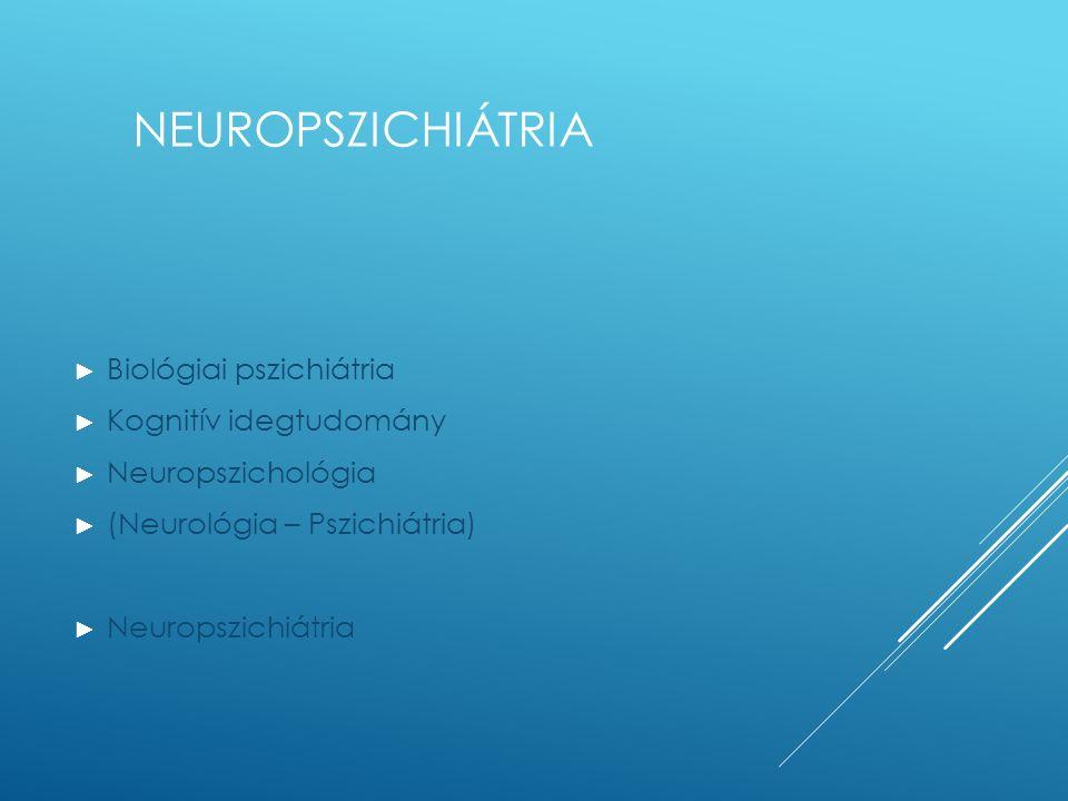 DSM IV TR ► Delírium, demencia, amnesztikus és egyéb kognitív zavarok ► (DSM V: Major/minor neurokognitív zavar) ► Mentális zavarok az általános egészségi állapot következtében