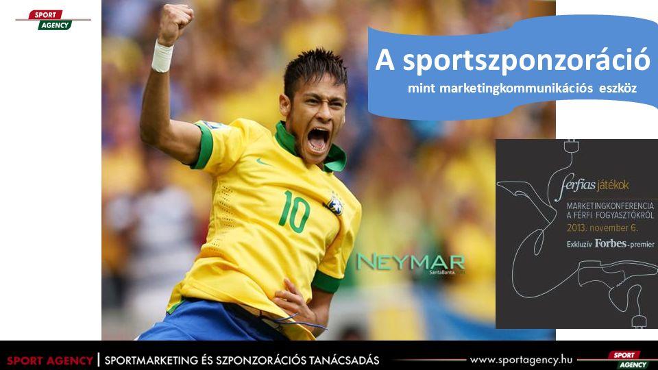 A sportszponzoráció mint marketingkommunikációs eszköz Neymar 68.