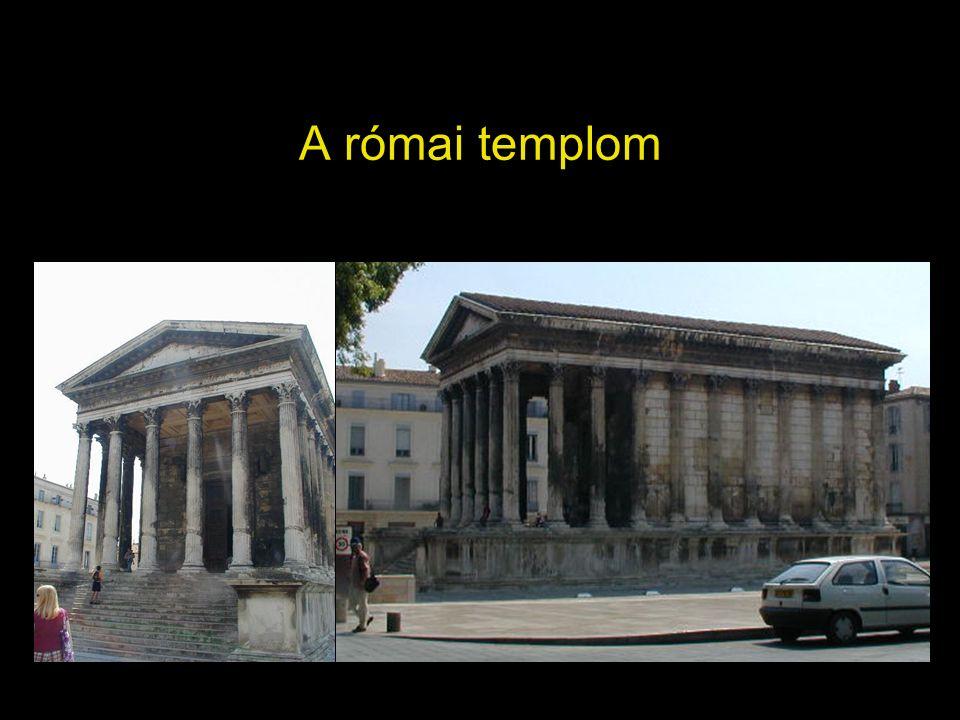 A római templom