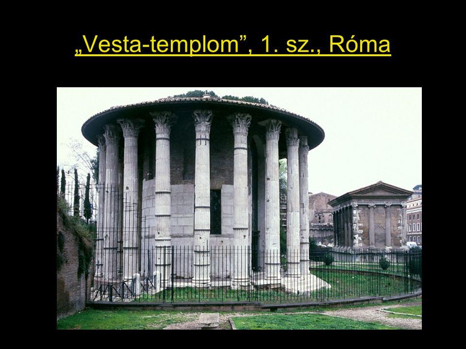 """Vesta-templom , 1. sz., Róma"