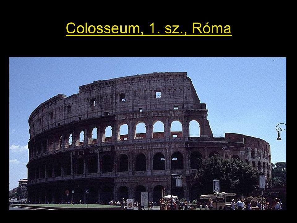 Colosseum, 1. sz., Róma