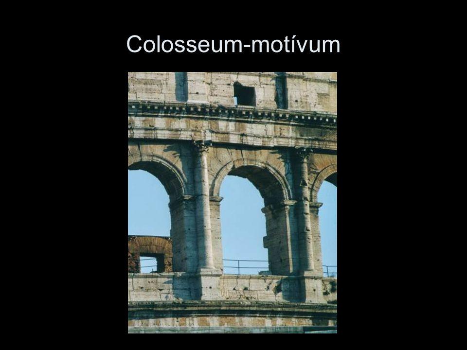 Colosseum-motívum
