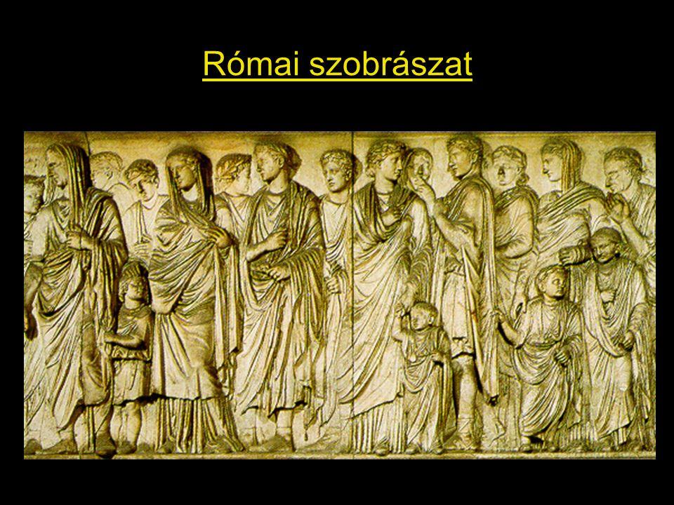 Római szobrászat
