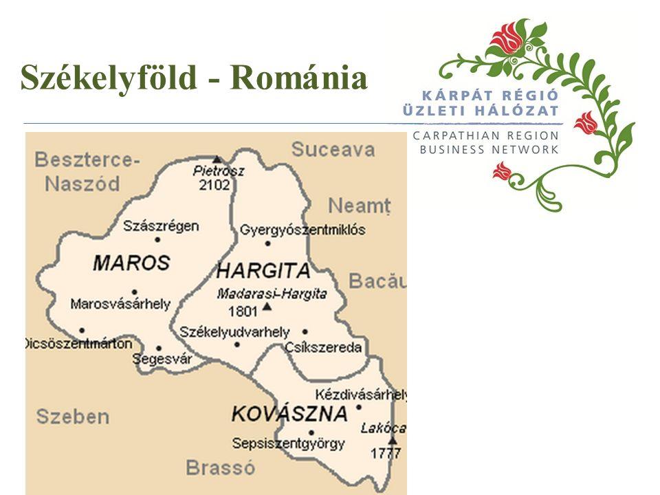 Székelyföld - Románia
