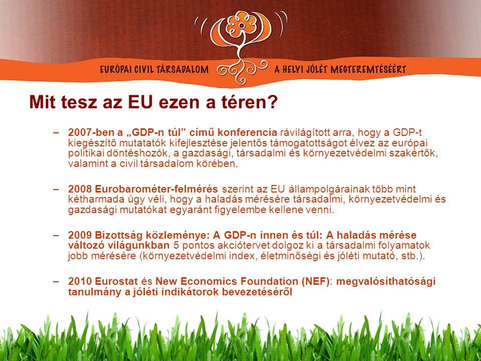 Mit tesz az EU ezen a téren.