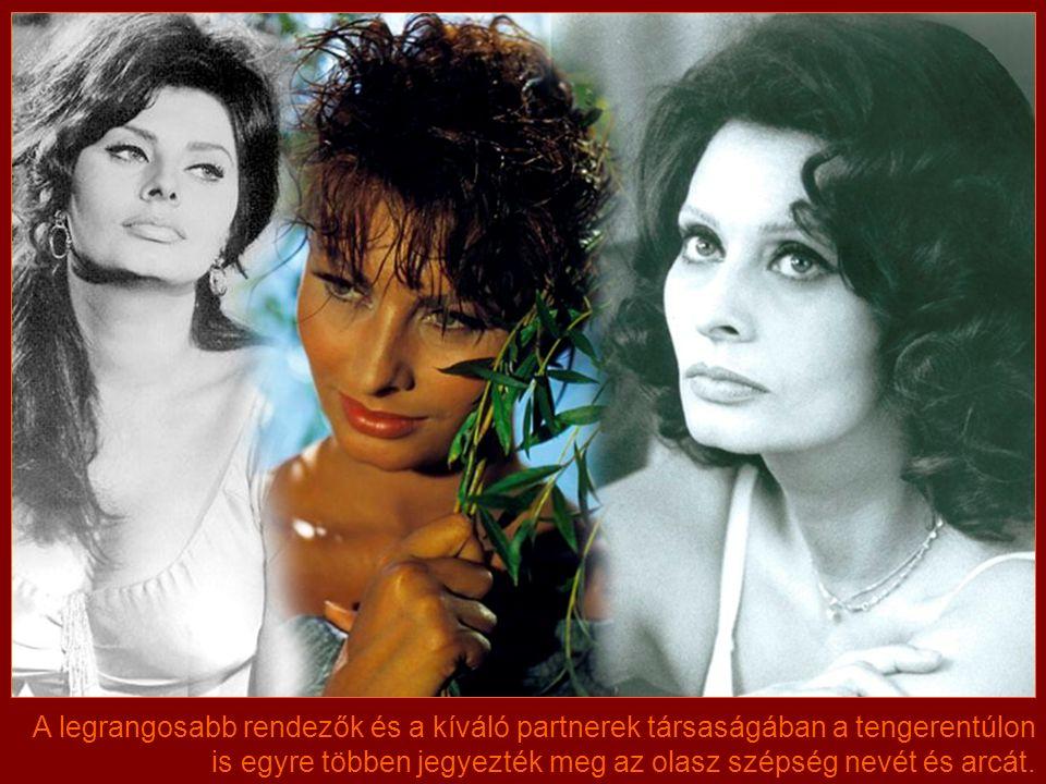 Az olasz sikerek hatására Ponti úgy gondolta, hogy elérkezett az idő Hollywood meghódítására is.