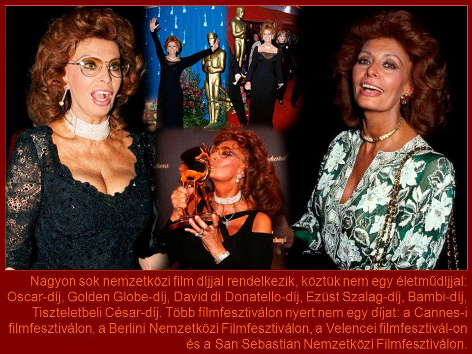 2004-ben nagyobbik fia, Carlo (karmester) egyházi esküvőjét a budapesti Bazilikában tartotta.