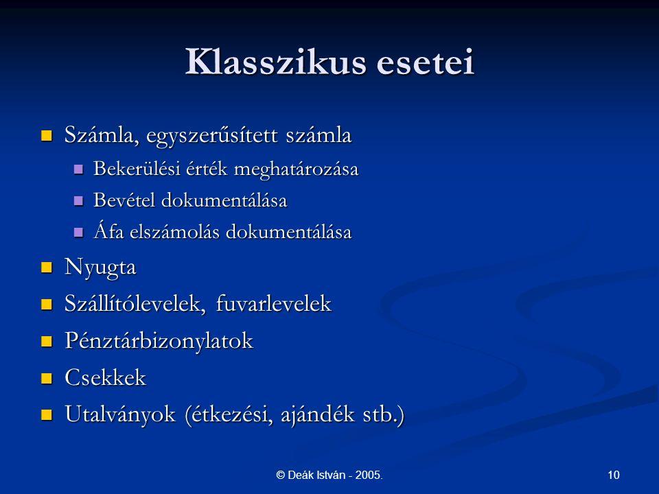 10© Deák István - 2005.