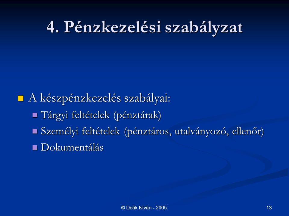 13© Deák István - 2005.4.