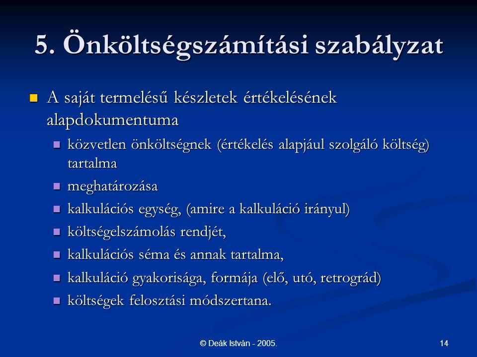 14© Deák István - 2005.5.