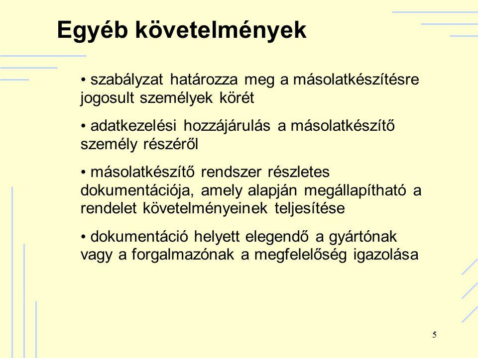 6 Másolat közokiratról 13/2005-ös IHM rendelet 5.