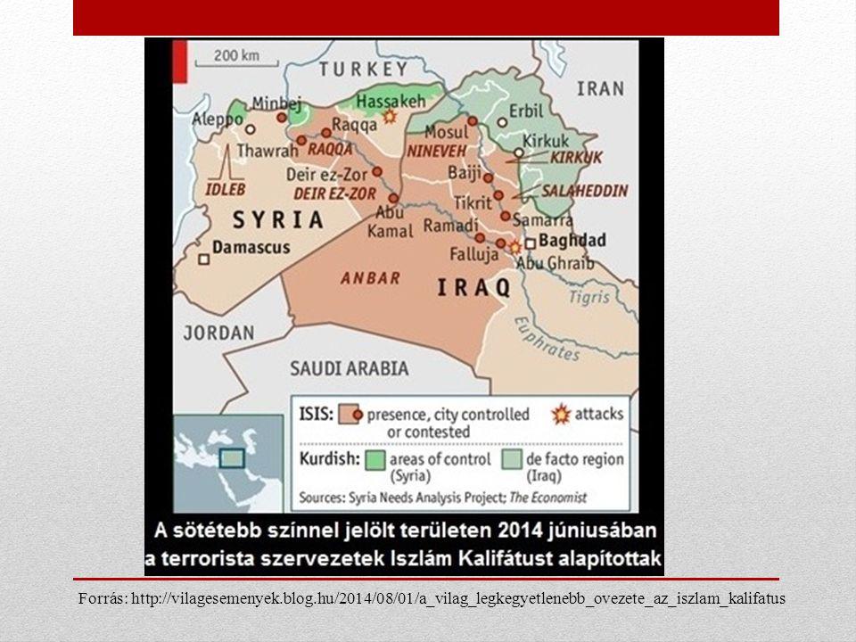 Forrás: http://vilagesemenyek.blog.hu/2014/08/01/a_vilag_legkegyetlenebb_ovezete_az_iszlam_kalifatus