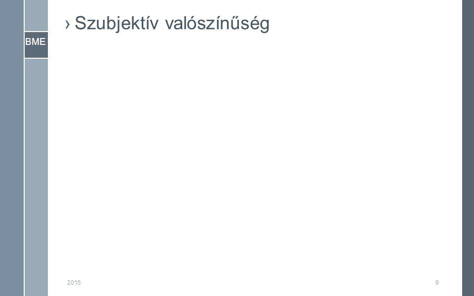 BME 2015ANDOR GYÖRGY: ÜZLETI GAZDASÁGTAN160 E(rD)E(rD)