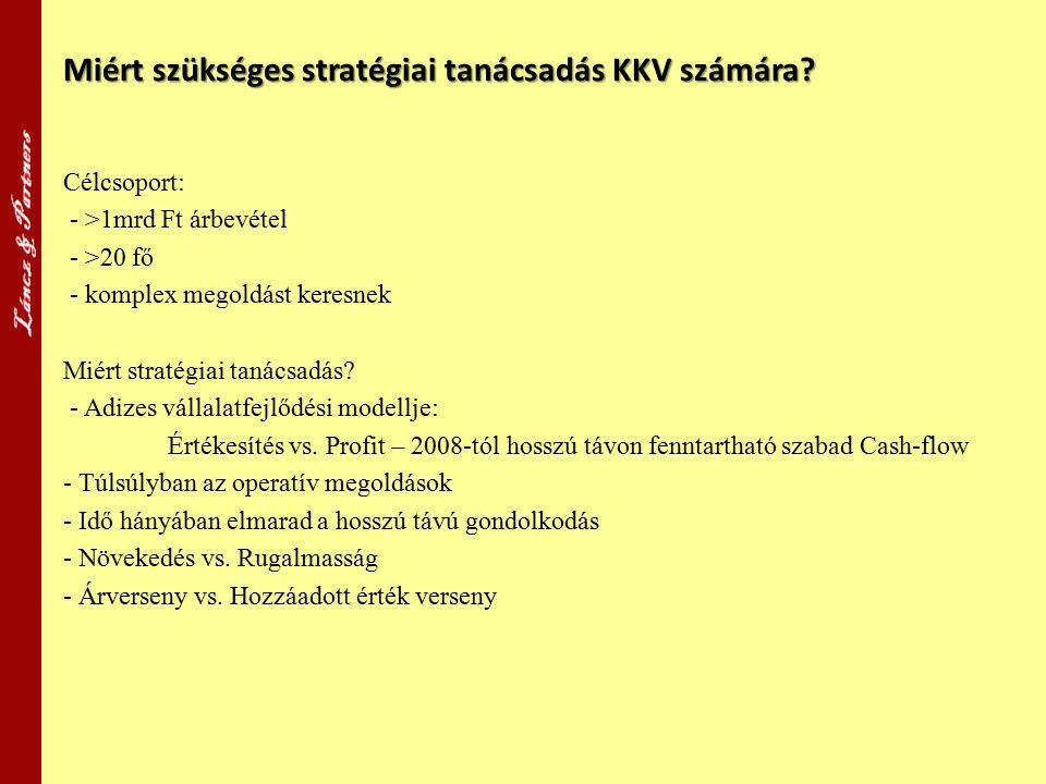 Miért szükséges stratégiai tanácsadás KKV számára.