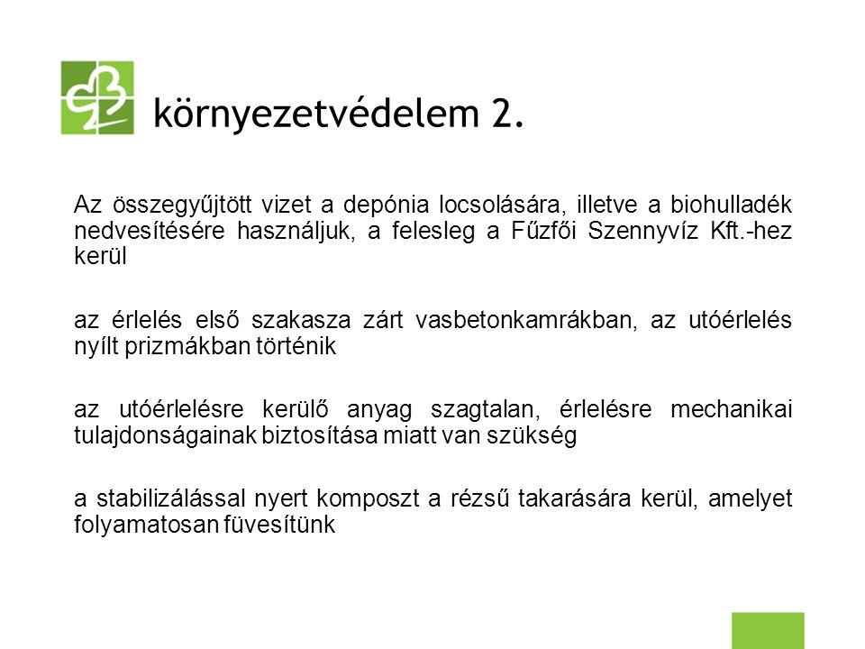 környezetvédelem 2.