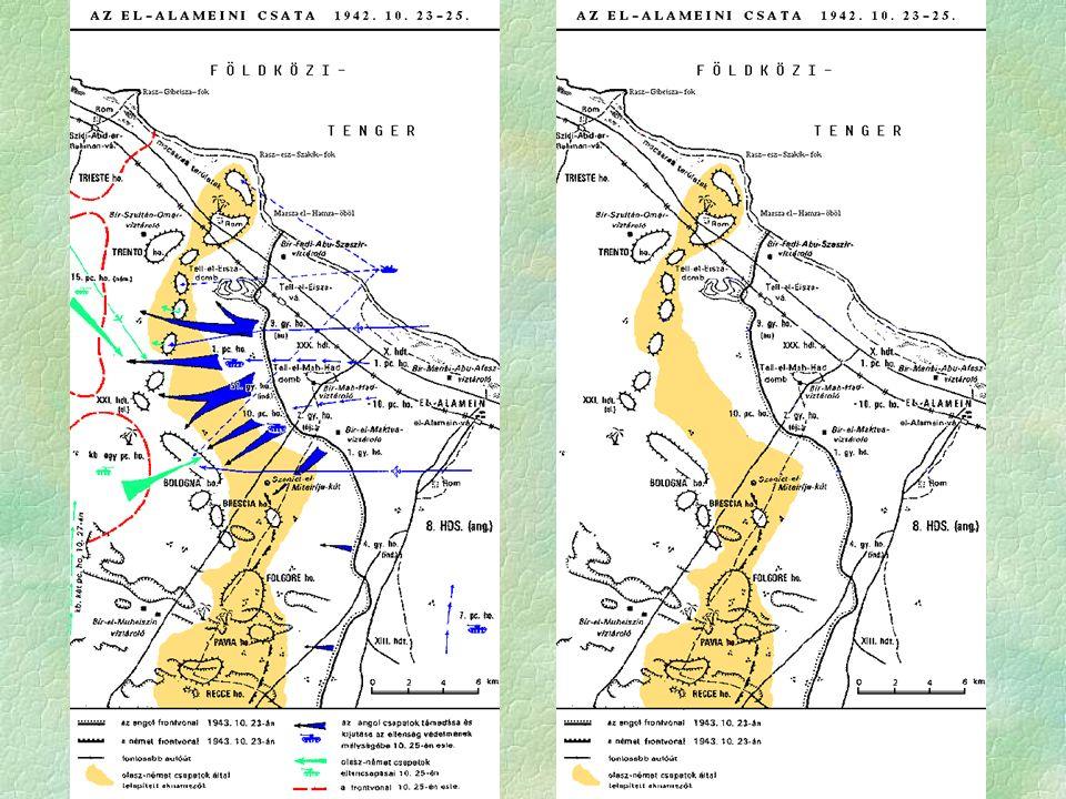  Sztálingrádi siker  további előrenyomulás  Kurszk térségébe mélyen a német vonalak mögé értek (kiszögellés)  Német helyzetelemzés  Alkalmas a kezdeményezés visszaszerzésére  '42.