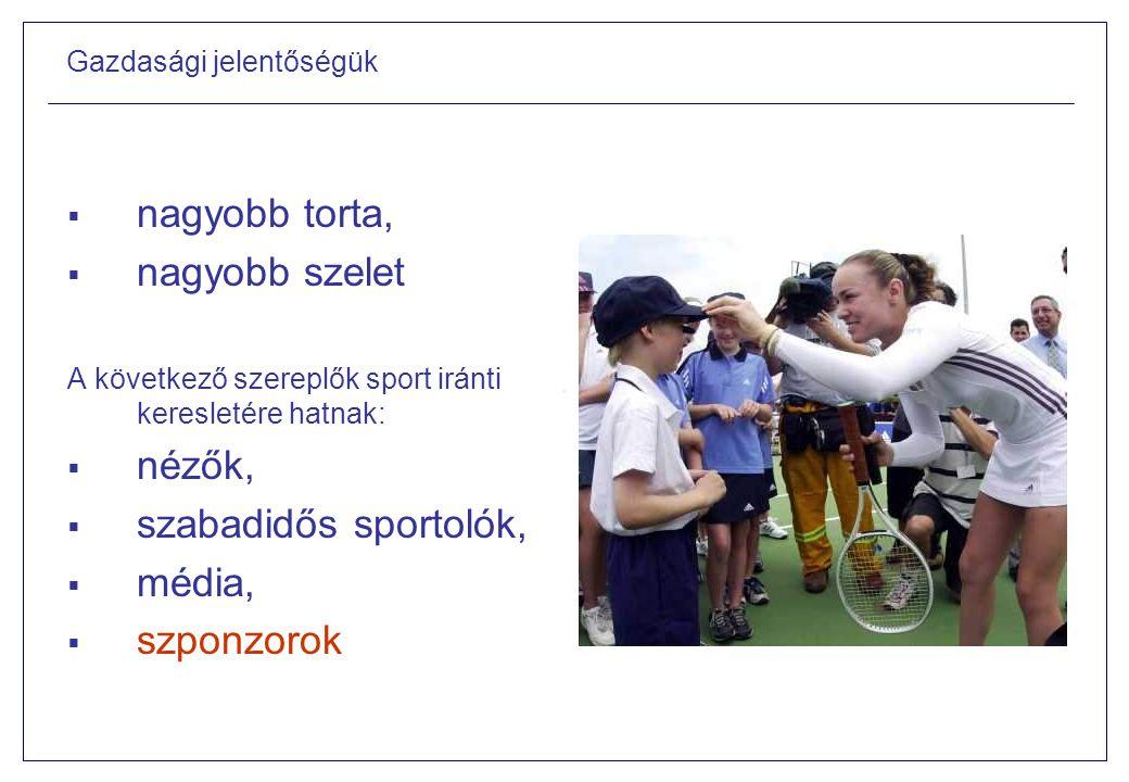 Az előadás fő üzenetei  A sztár hiteles és pozitív sportoló.