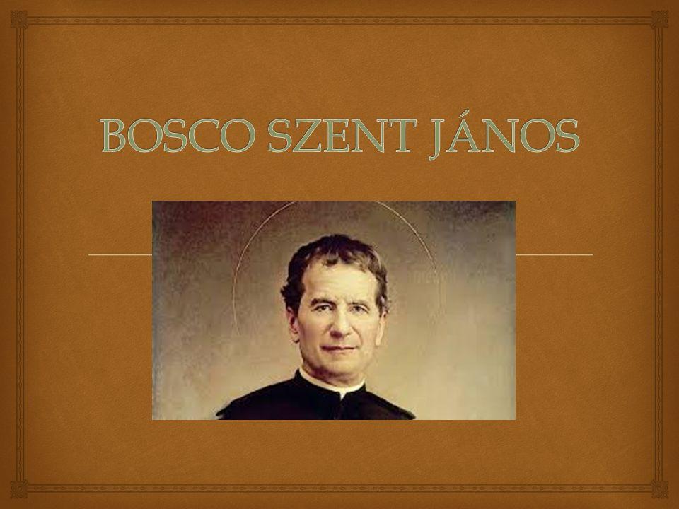   Castelnuovo d'Asti falujában egy ministráns kisfiú a mise után kéri Don Boscót, hogy vigye magával Torinóba, mert tanulni szeretne, hogy pap lehessen.