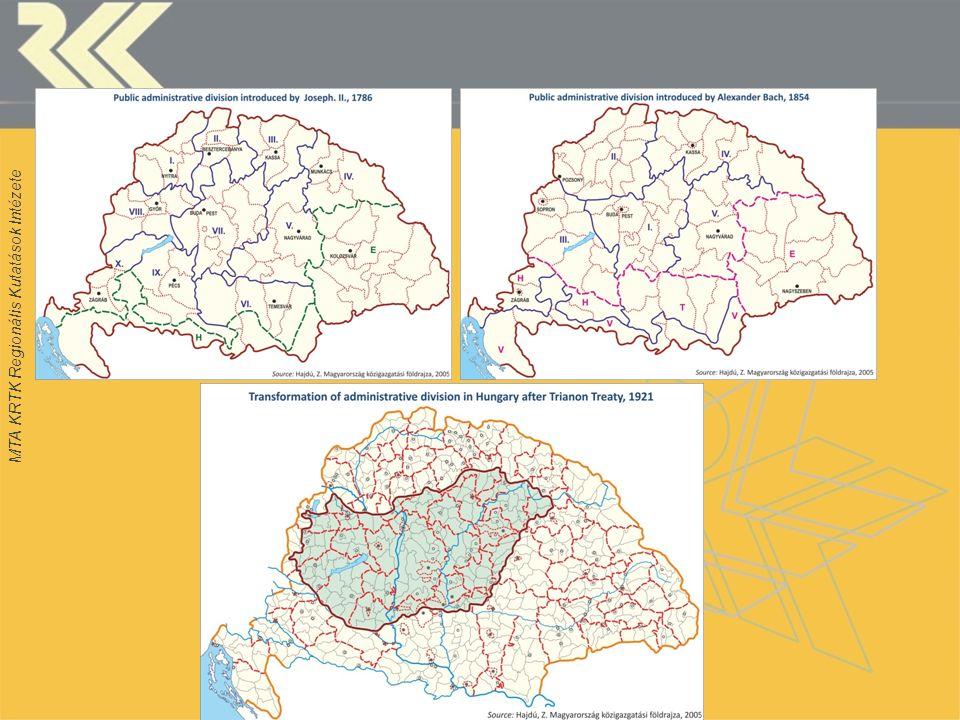 MTA KRTK Regionális Kutatások Intézete