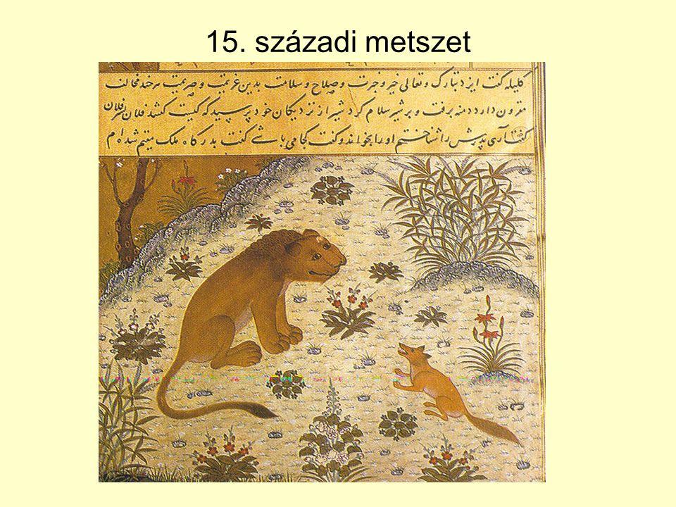 15. századi metszet