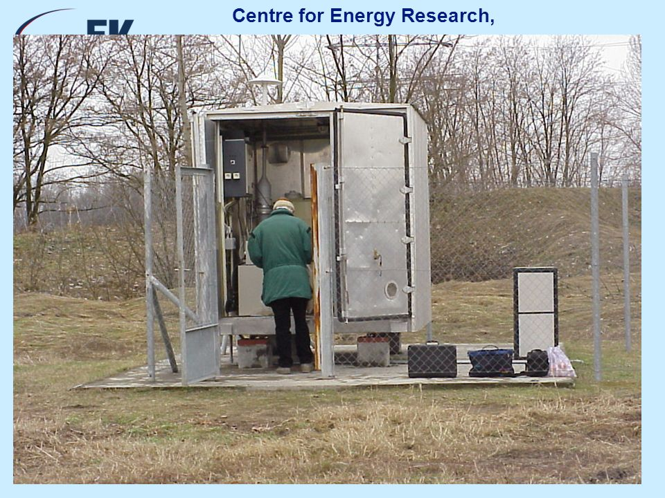 Centre for Energy Research, Hungarian Academy of Sciences NJSzT ITF 2015.10.29.1313