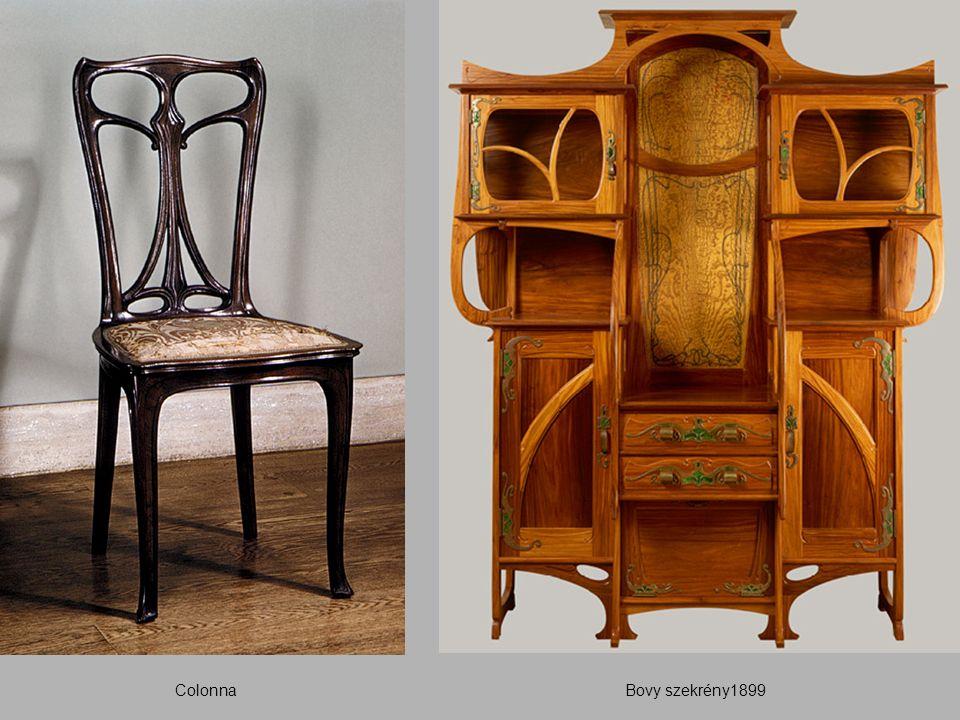 Bovy szekrény1899Colonna