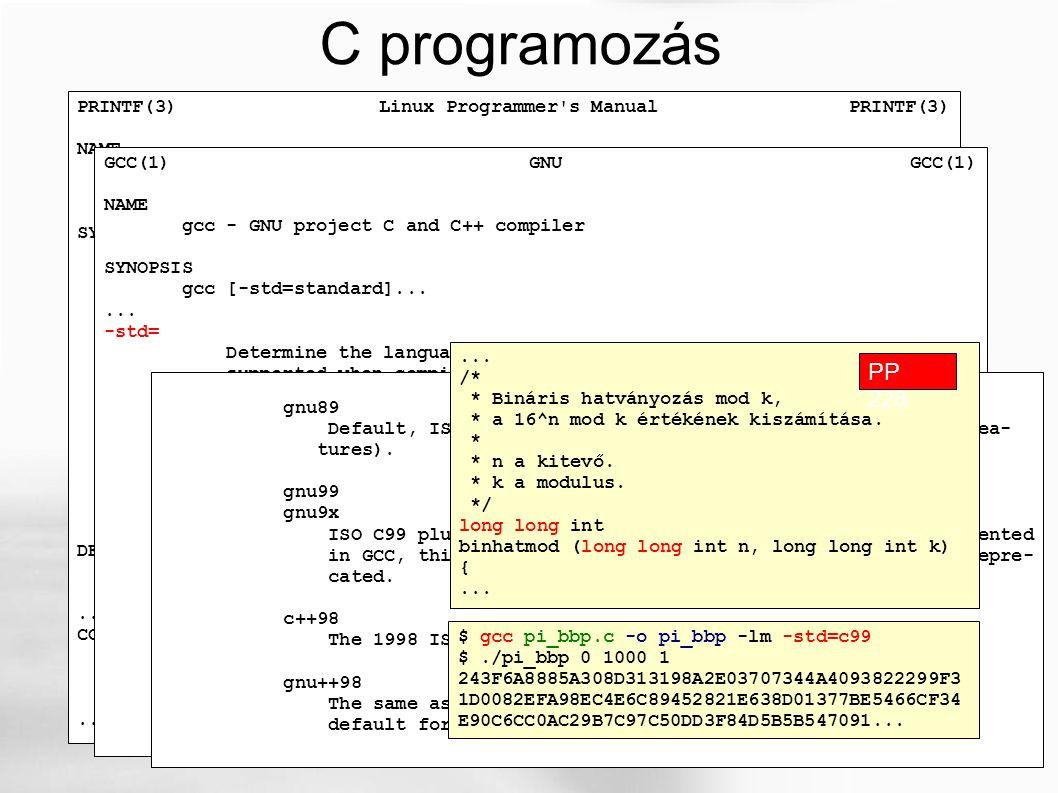 #include asmlinkage long sys_norbi () { struct list_head *p; int i = 0; list_for_each (p, current->tasks.next)++ i; printk (KERN_NOTICE norbi a kernelben: %d folyamatot szamoltam.\n , i); return i; } A Linux PCB részletesebben: találkoztunk már.