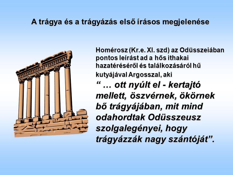 Homérosz (Kr.e. XI.
