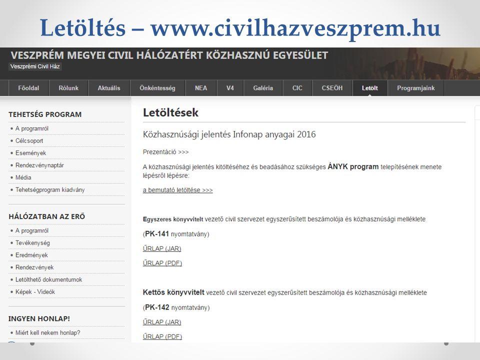 Letöltés – www.civilhazveszprem.hu