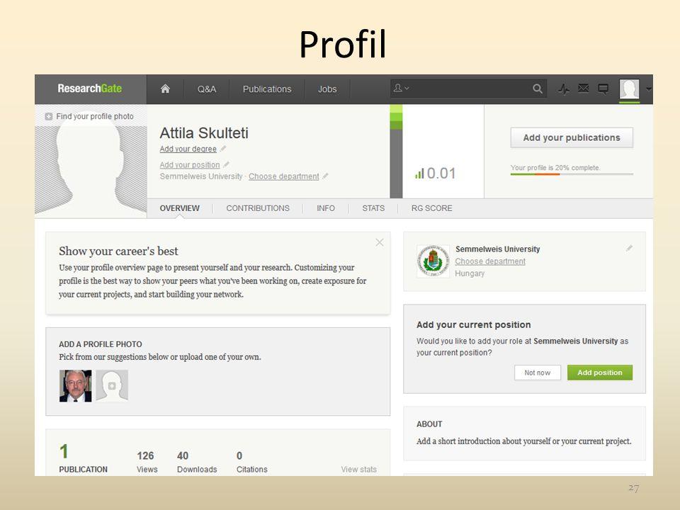 Profil 27