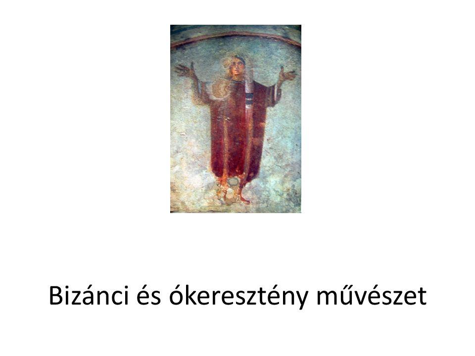 Bizánci és ókeresztény művészet