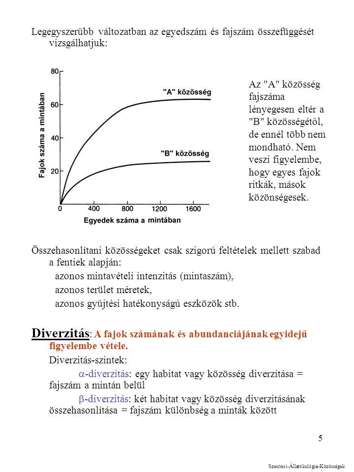 4 A közösségek tanulmányozása A szerkezet (mintázat = ismétlődő szabályosságok) feltárása, mérése és leírása A közösség szerkezete a tulajdonságok tan