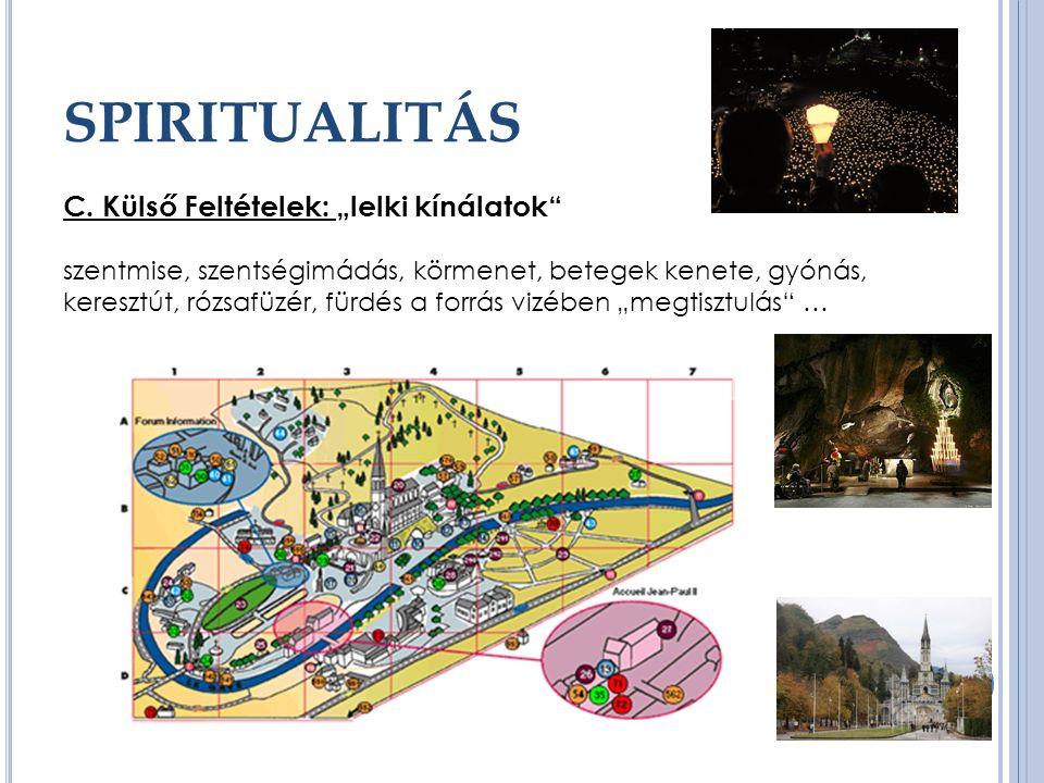 SPIRITUALITÁS C.