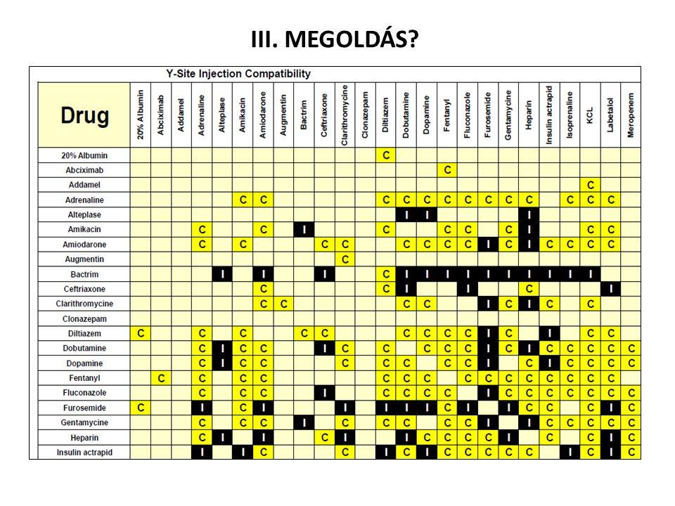 III. MEGOLDÁS