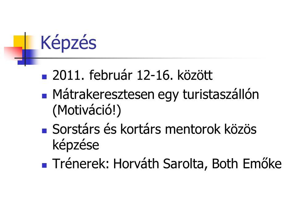 Képzés 2011. február 12-16.