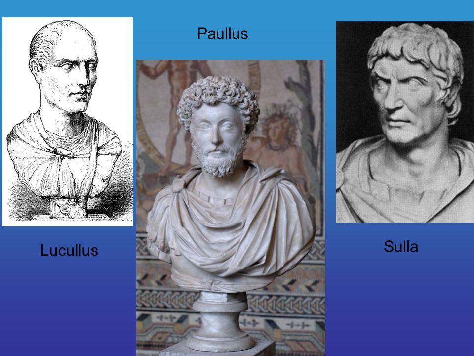 Lucullus Paullus Sulla