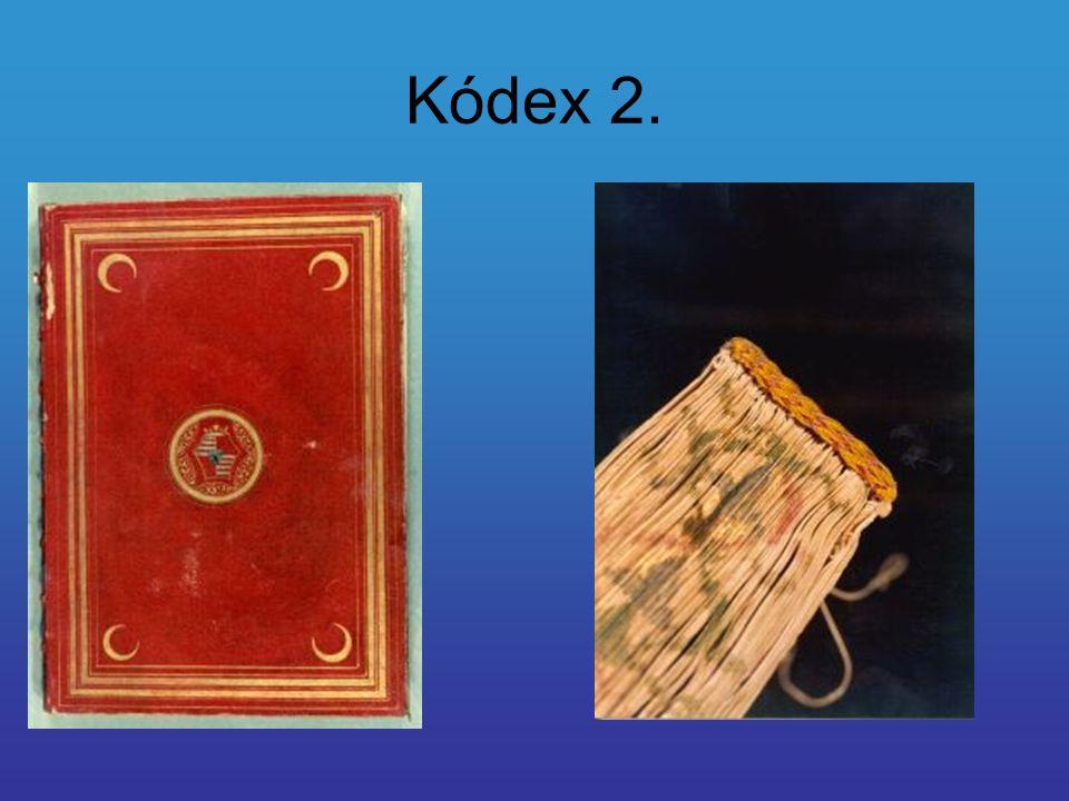 Kódex 2.