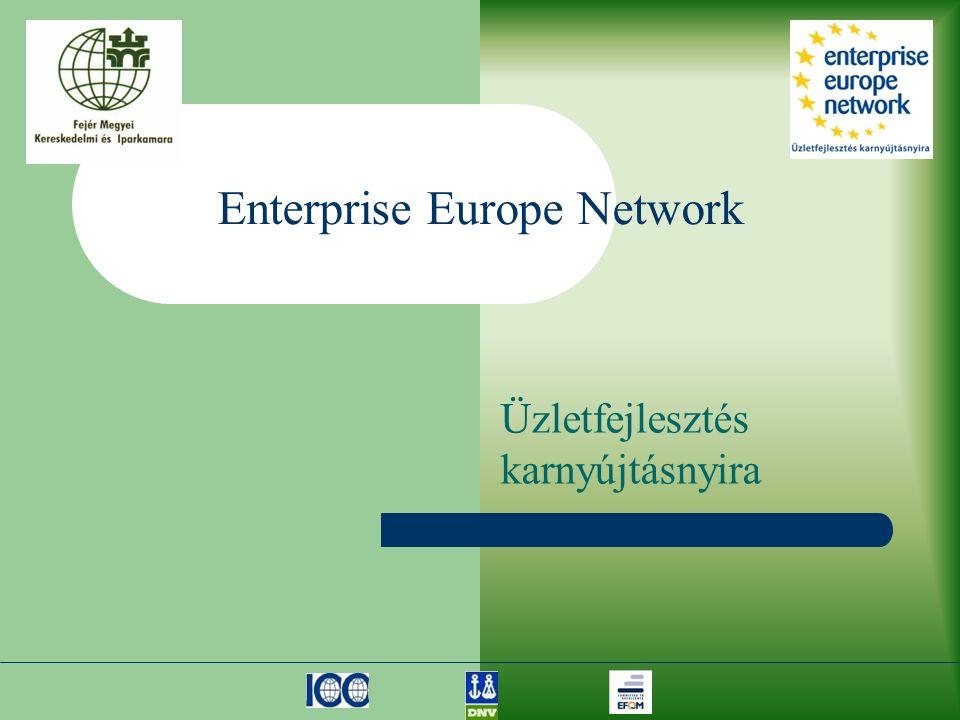 Enterprise Europe Network Üzletfejlesztés karnyújtásnyira