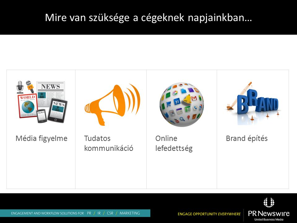 Who are PR Newswire.