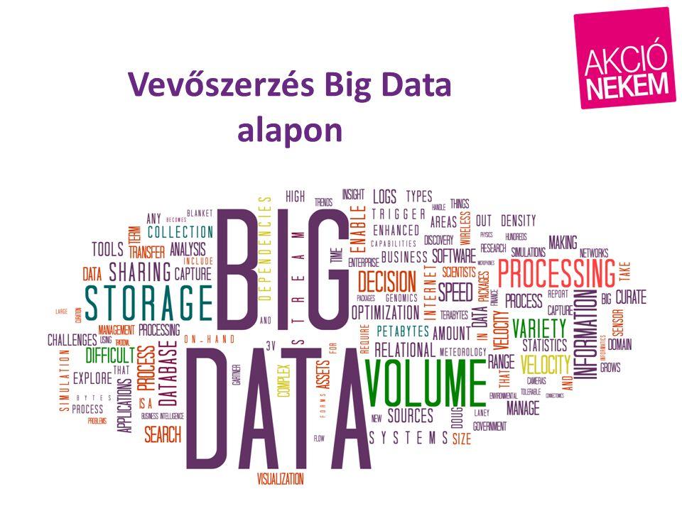 Vevőszerzés Big Data alapon