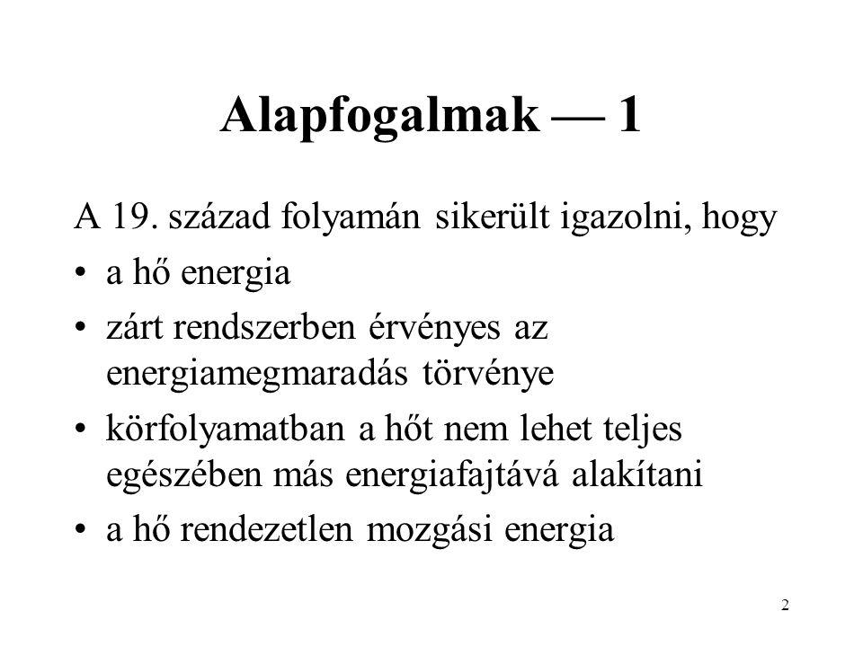 2 Alapfogalmak — 1 A 19.