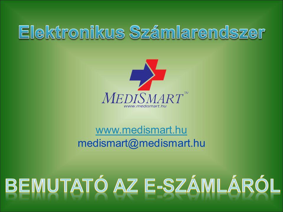  Alapítva: 1999  Létszám: 15  Forgalom 2007: 150 MFt  Profil:  Elektronikus számlarendszerek  Egészségpénztári és biztosítói kártyarendszer  Orvosi kártyarendszer