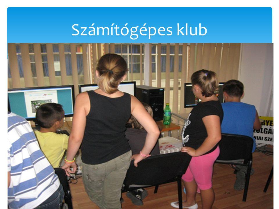 Számítógépes klub