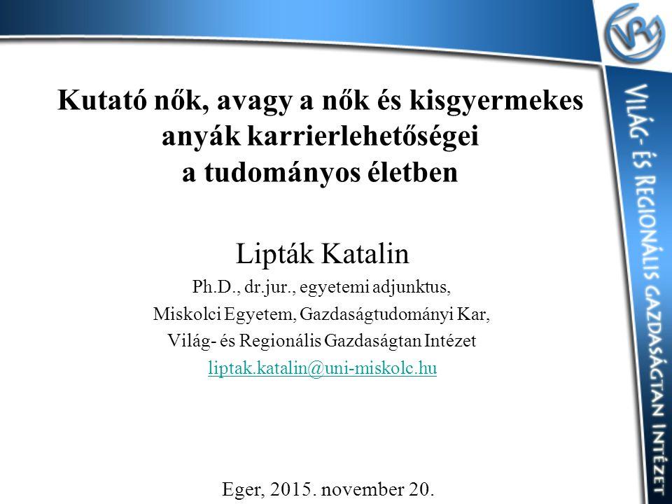 Az Észak-magyarországi régióban a nyilvántartott álláskereső férfiak létszámának előrejelzése (2015.