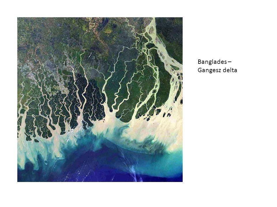 Banglades – Gangesz delta