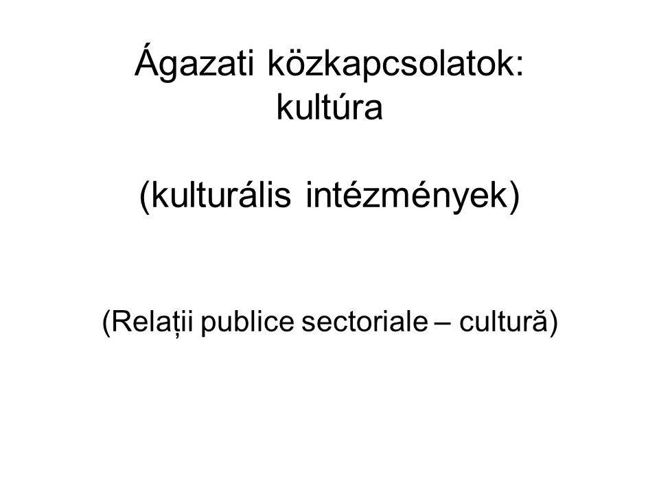 Egyes esetekben azért tartunk életben egy művet, mert valóban segíti a kulturális fejlődést.