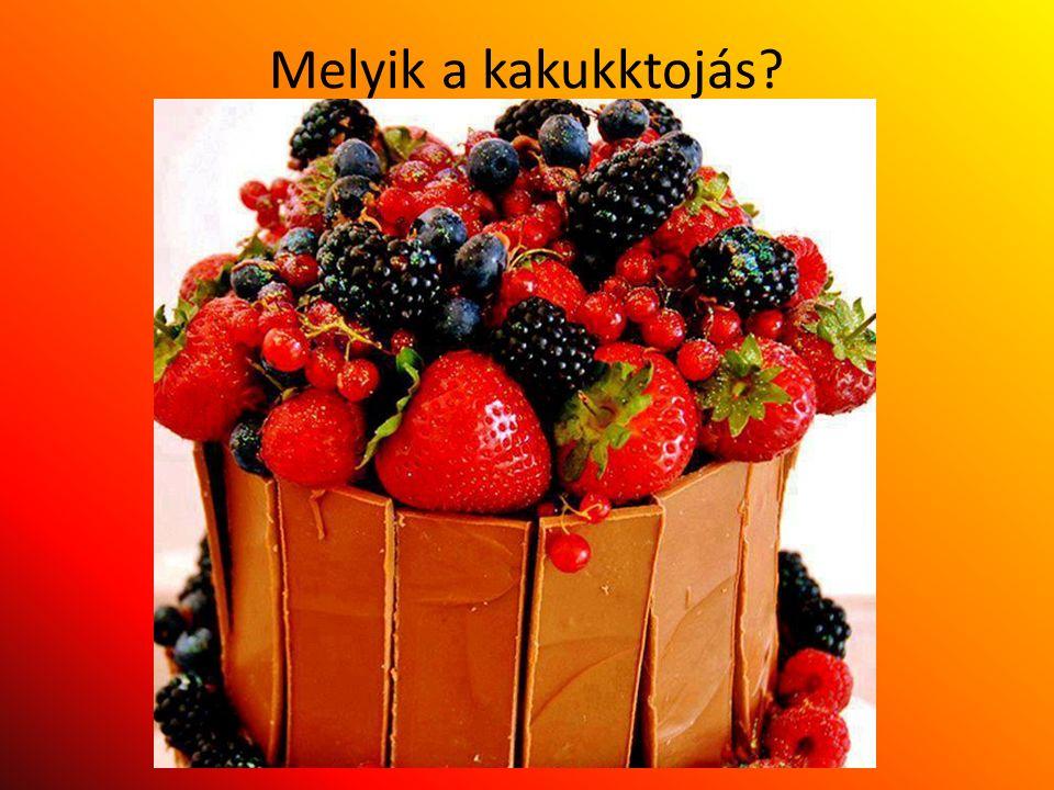 10.Zöldségek, gyümölcsök neve bújt meg a szavakban.