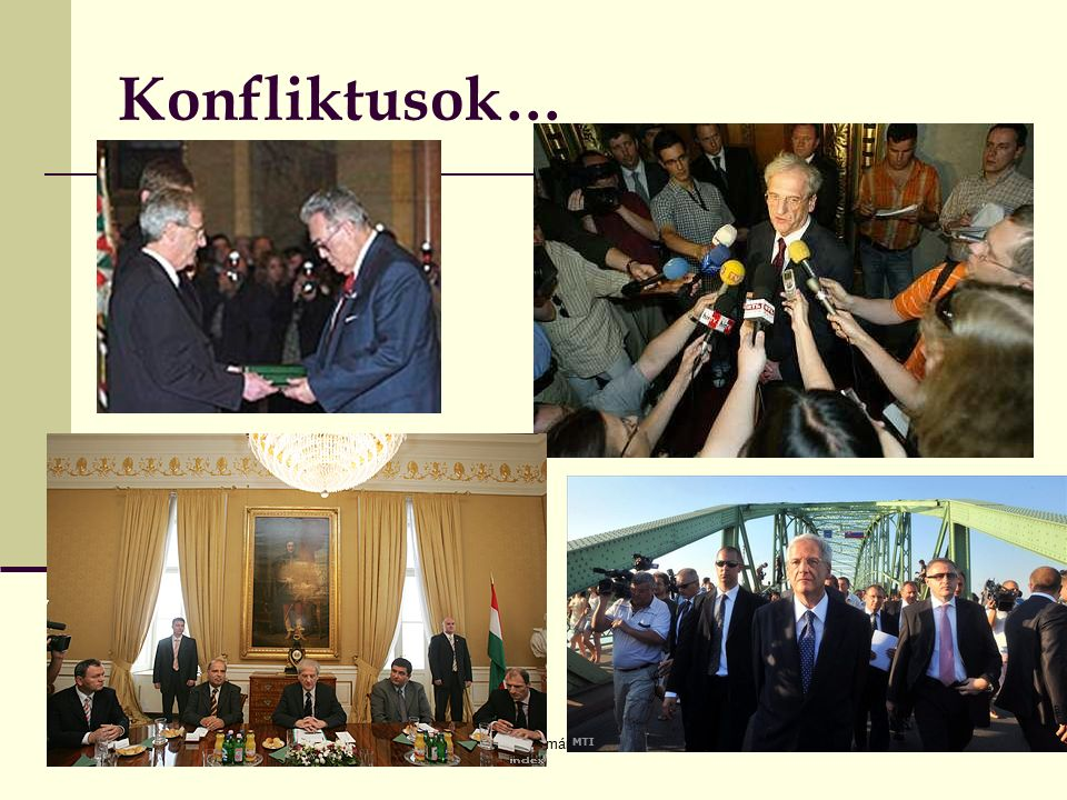 2016. 09. 27. Alkotmányjog 2. Konfliktusok…