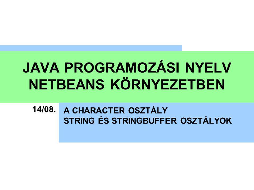 STRING OSZTÁLY 11.