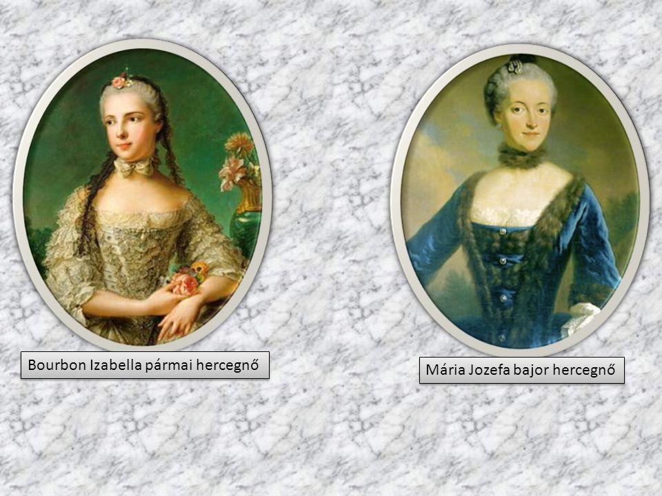 Bourbon Izabella pármai hercegnő Mária Jozefa bajor hercegnő